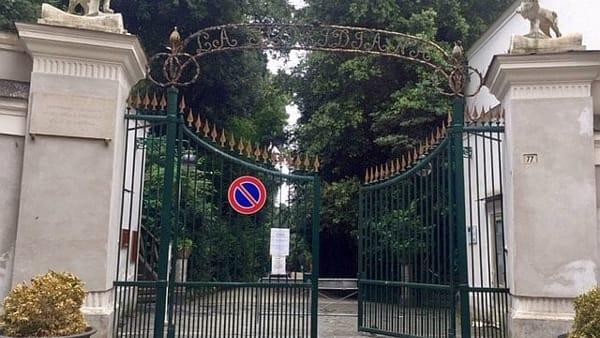 Vomero-Arenella: per l'allerta meteo chiude il parco Mascagna mentre resta aperta la Villa Floridiana...fino alle 16:30