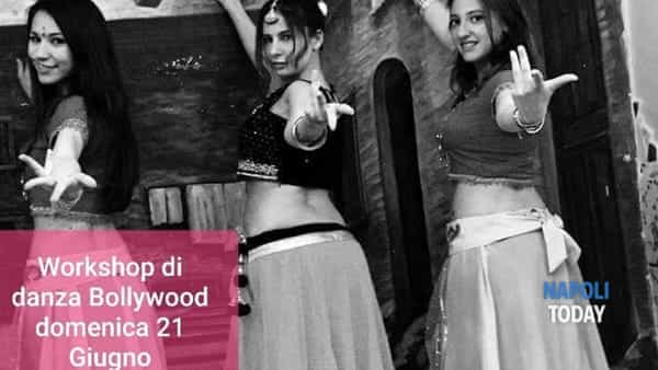 Workshop di Bollywood Dance