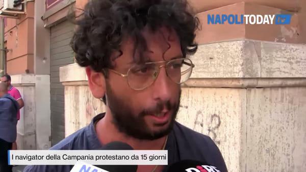 """Navigator contro la Regione: """"Pronti allo sciopero della fame"""""""