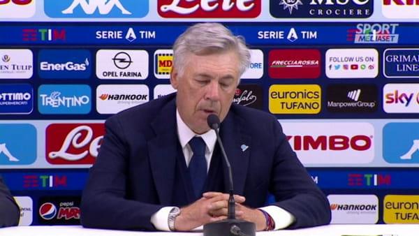 """Ancelotti: """"Banti al Var ha fatto finta di non vedere. Mi sento attaccato"""""""