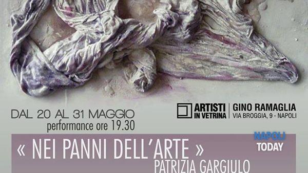 """Patrizia Gargiulo """" Nei Panni dell'Arte"""""""