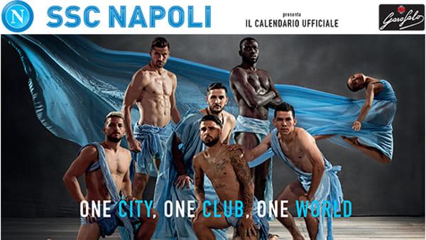Calendario ufficiale del Napoli 2020: lo spot di presentazione | VIDEO
