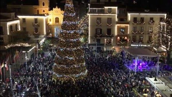 Capodanno 2020 a Sorrento: musica in piazza, fuochi pirotecnici, presepi e folclore