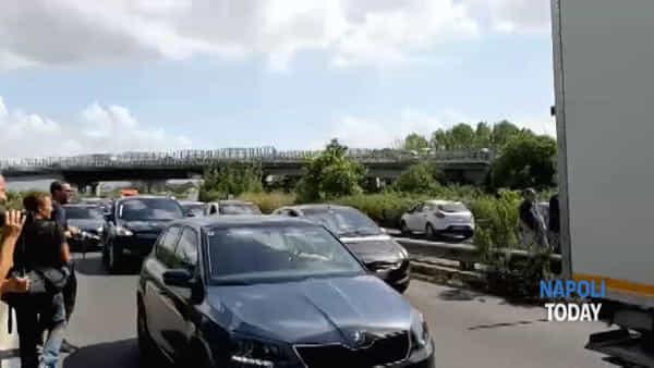 Agguato sull'Asse Mediano, ucciso un 50enne: il video