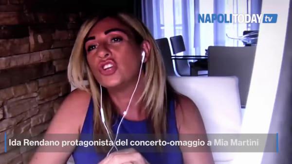 """Ida Rendano canterà Mia Martini: """"Un sogno che si avvera"""""""