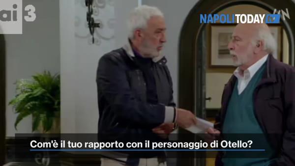 """Lucio Allocca: """"Per Otello sogno una morte da eroe"""""""