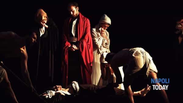 Tableaux Vivants, in scena 23 tele di Caravaggio