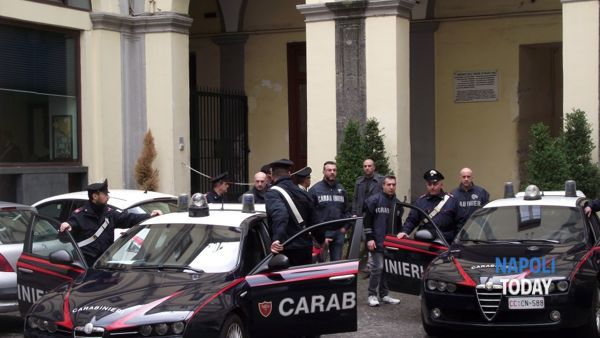 Maxi blitz anticamorra a Forcella: 50 arresti tra gli affiliati ai clan