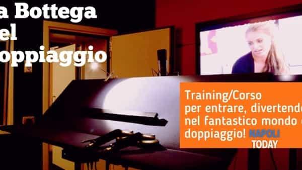 La Bottega Del Doppiaggio, a Napoli la nuova scuola corso di doppiaggio