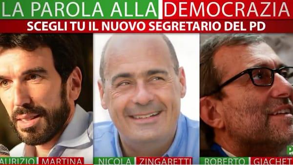 Primarie Pd 2019, dove votare a Napoli: l'elenco dei seggi