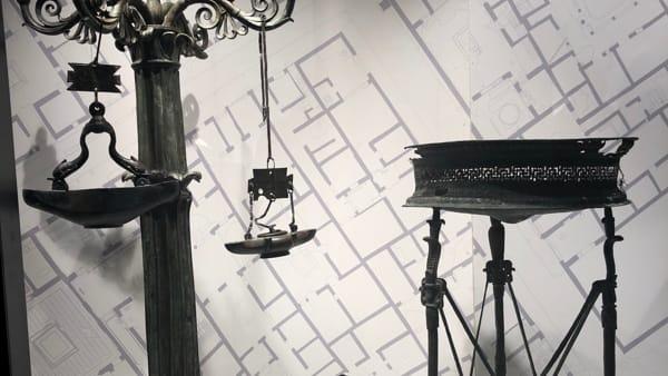 """""""SplendOri. Il lusso negli ornamenti ad Ercolano"""" in mostra all'Antiquarium"""