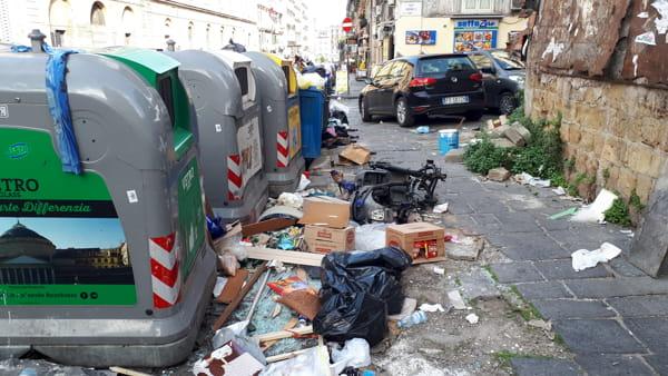 Via Rosaroll: la strada-discarica