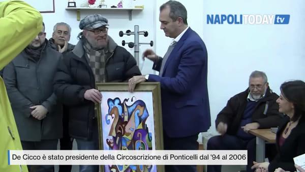 Ponticelli intitola il Centro anziani a Vincenzo De Cicco