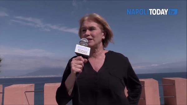 """Upas, Marina Giulia Cavalli (Ornella): """"Sono del Nord, ma non vivo senza Napoli"""""""