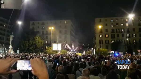 Il Vomero festeggia San Gennaro (FOTO E VIDEO)