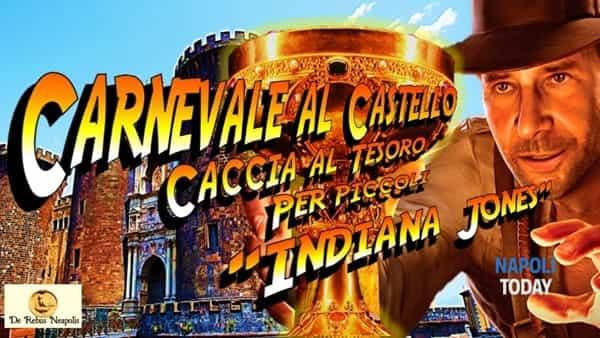 """Carnevale al Castello: caccia al tesoro per piccoli """"Indiana Jones"""""""