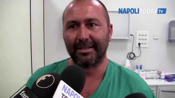 """Ambulante aggredito, il medico: """"Necessario intervento chirurgico"""""""