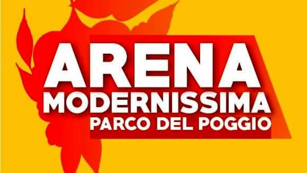 Cinema all'Arena Modernissima del Parco del Poggio: il programma di luglio