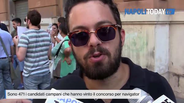 """Navigator in protesta: """"Denunciamo la Regione Campania"""""""