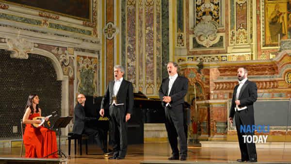 I Tre Tenori e i Grandi Mandolini Napoletani