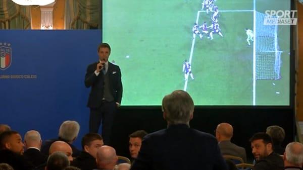 Ancelotti, il video integrale del botta e risposta con Rizzoli