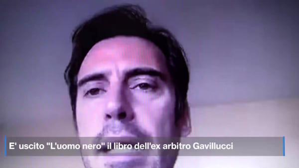 """'L'uomo nero', il libro-verità dell'arbitro Gavillucci: """"Carriera finita dopo Samp-Napoli"""""""