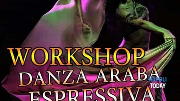 Workshop di Danza Espressiva Araba a Napoli