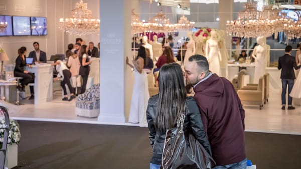 TuttoSposi, per l'edizione 2019 della Fiera un concorso per 'vincere il matrimonio'