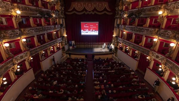 Da Eva Cantarella ad Alessandro Barbero, entra nel vivo il Lezioni di Storia Festival