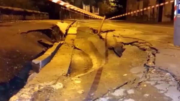 Ponte Bellaria a rischio crollo: la denuncia
