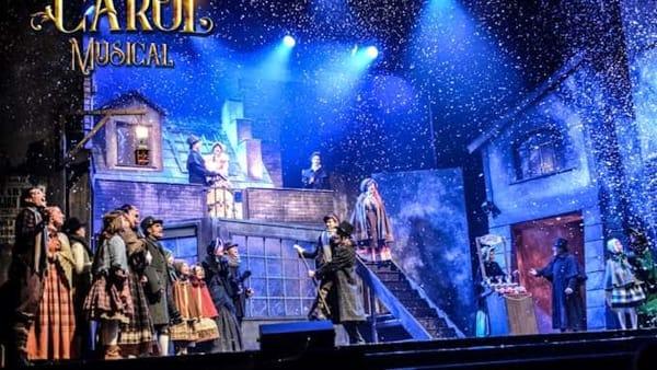 A Christmas Carol, il Musical di Natale arriva a Napoli