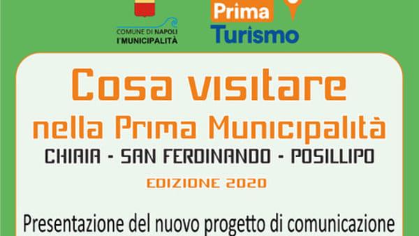 Prima Turismo, presentazione della quarta edizione: arte e cultura nella Municipalità I