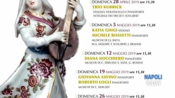 Concerti in Floridiana: recital pianistico di Diana Nocchiero