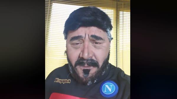 Gattuso, arriva l'immancabile imitazione di Lino D'Angiò | VIDEO