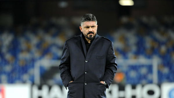 "Gattuso: ""Preferirei la qualificazione in Europa League ai quarti di Champions League"""