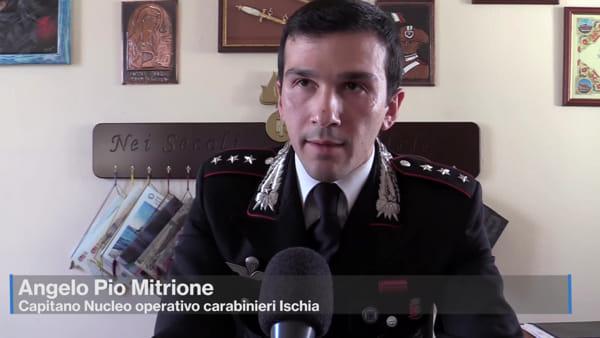 Ischia, rientrati dalla Lombardia violano l'isolamento: deferiti