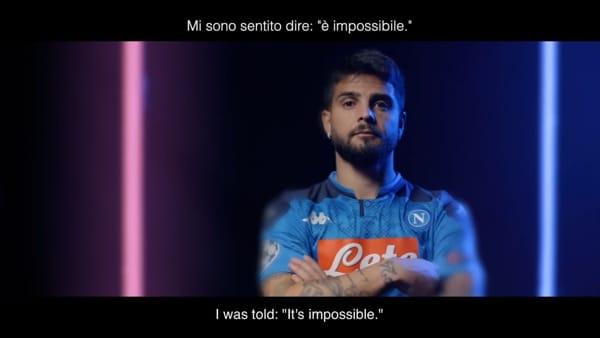 Napoli-Barcellona, dal club azzurro un video da brividi per la sfida di Champions