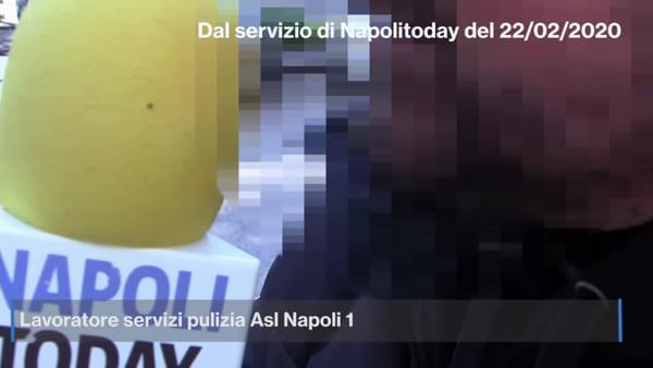 Pulizie Asl Napoli 1, due ditte escluse dopo la denuncia di Napolitoday