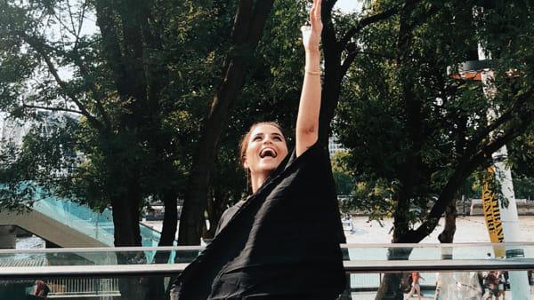 Sara si laurea: Aurora Ramazzotti fa gli auguri alla figlia di Pino Daniele