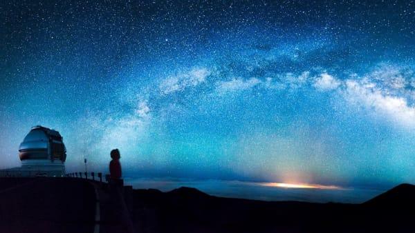 Serata Planetario all'Osservatorio Astronomico di Napoli