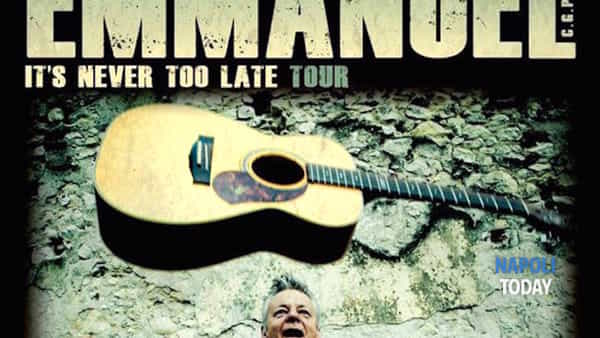 Tommy Emmanuel in concerto: special guest Andy Mckee