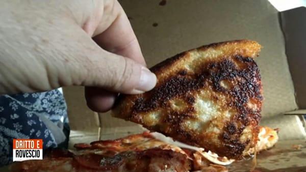 Pizza bruciata: quali sono i rischi? Occhio anche al cartone da asporto