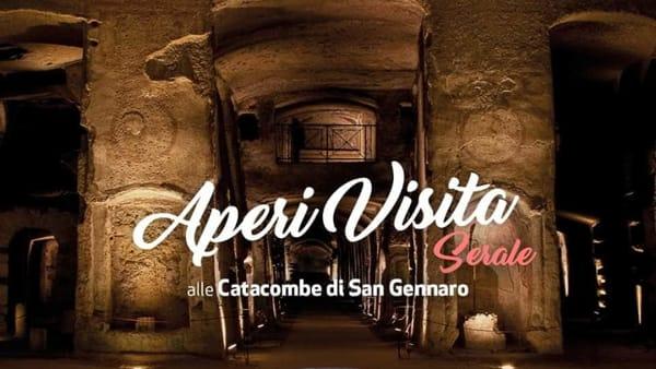 AperiVisita serale alle Catacombe di San Gennaro