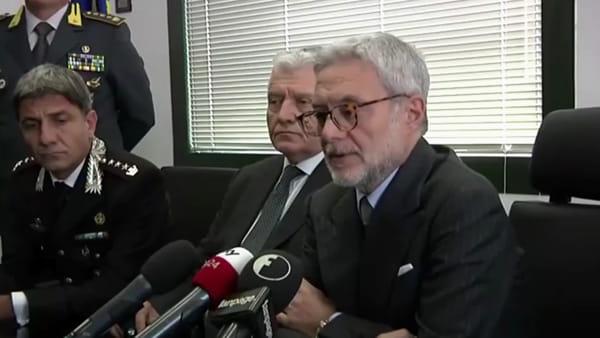 """Agguato piazza Nazionale, la Procura: """"Il presunto killer fermato a Siena"""""""