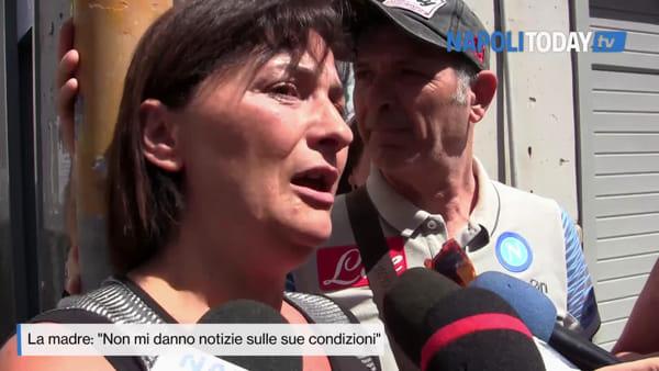 """Protesta Poggioreale, la madre di un detenuto: """"Sta male ma non mi dicono nulla"""""""