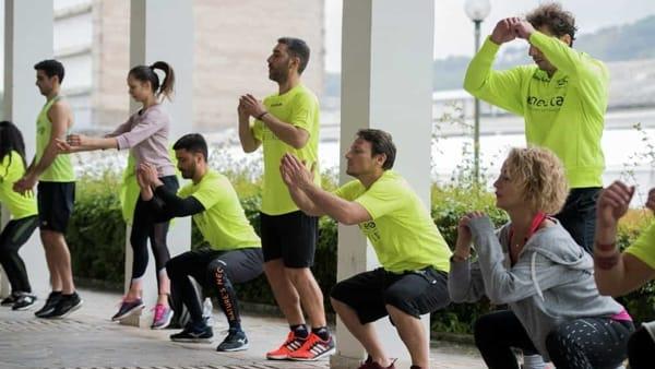 Free Fitness a Napoli, yoga e allenamenti gratuiti: gli appuntamenti di luglio