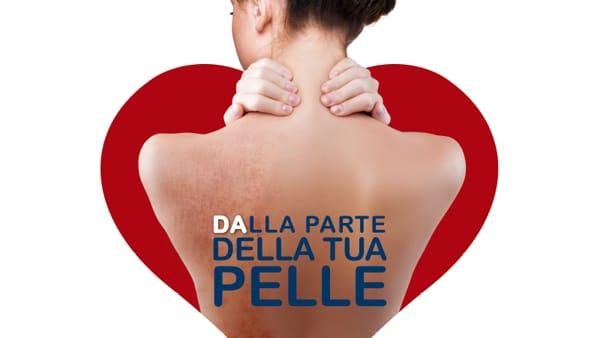 Dermatite atopica, a Napoli visite dermatologiche gratuite