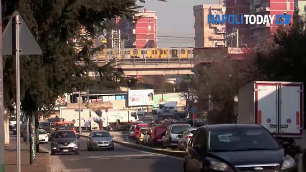 """Scontro treni Linea 1, Anm: """"Il servizio resta sospeso. Ipotesi riduzione tratta"""""""