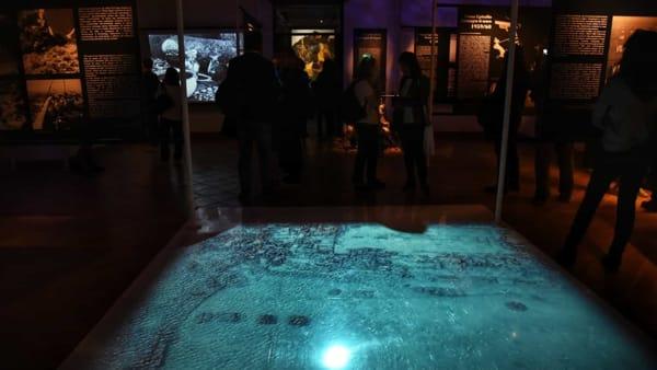 Archeologia subacquea, l'emozionante mostra al Castello di Baia