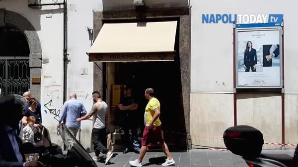 """Rapina in gioielleria: indagini sul """"buco"""" aperto dalla banda"""